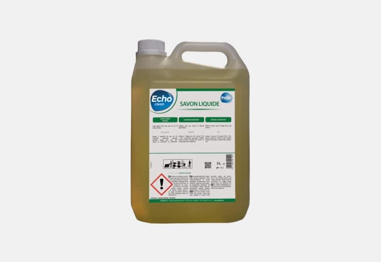 EchoClean Liquid Soap economical cleaner all surfaces