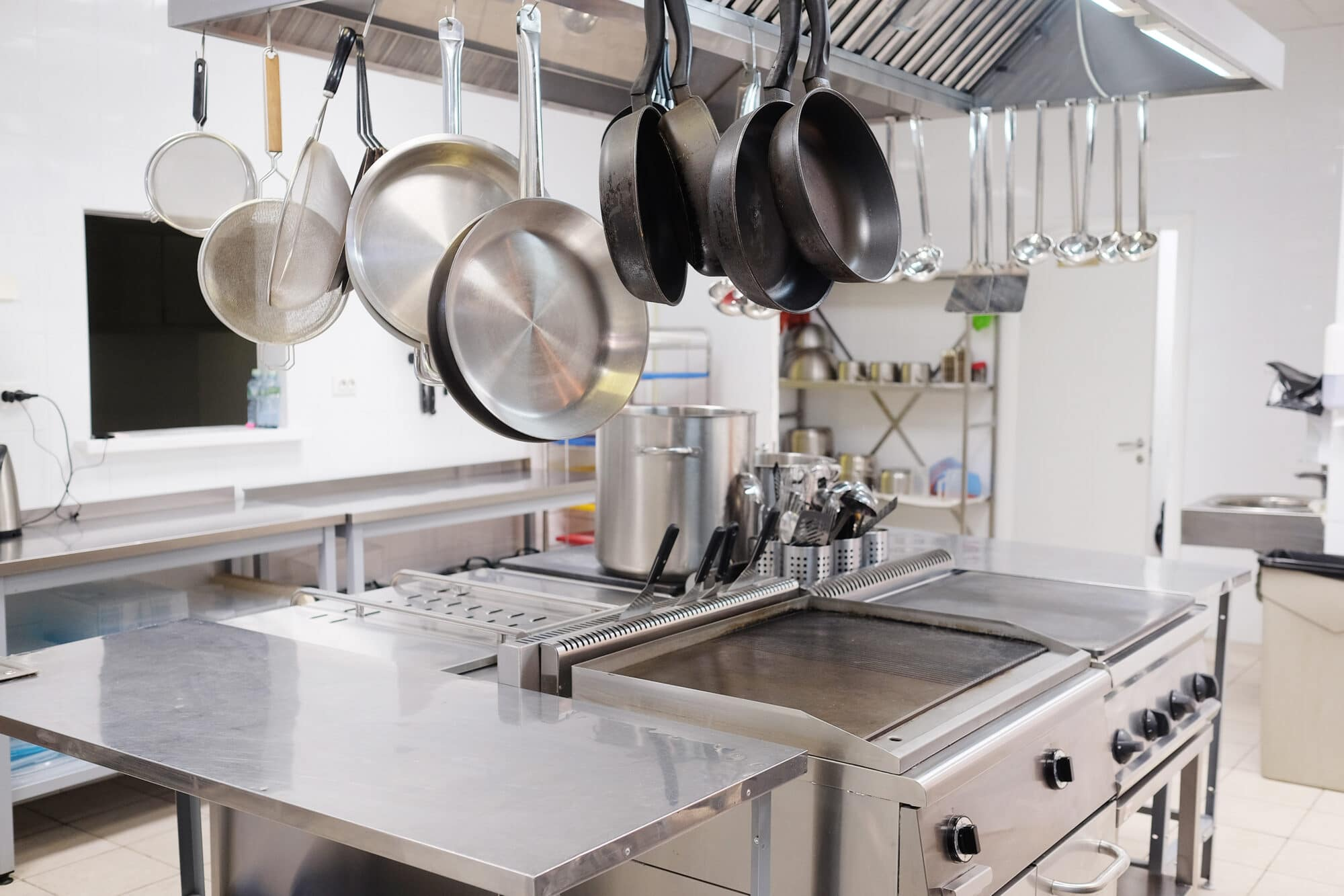 Accommodation & catering