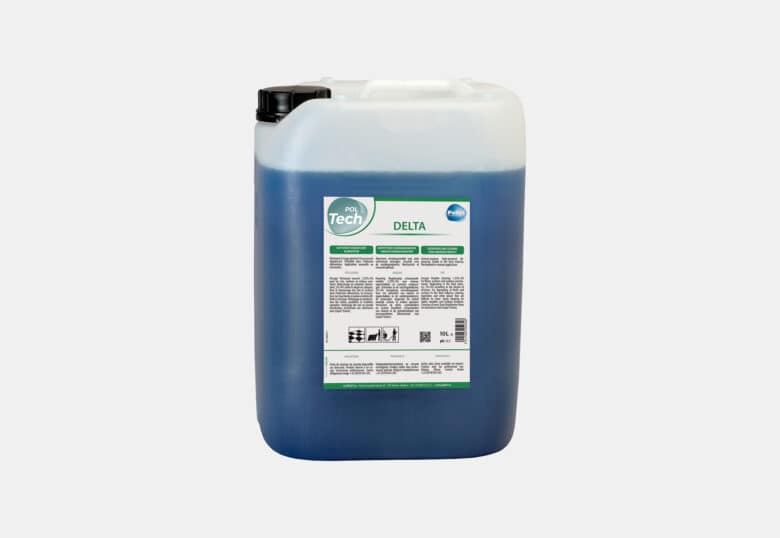 PolTech Delta degreasing cleaner for food environments
