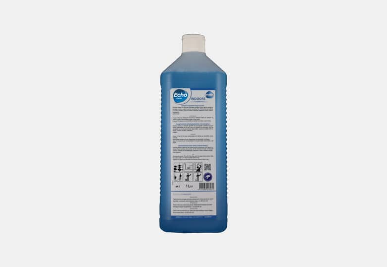 EchoClean Indoors economical cleaner all surfaces