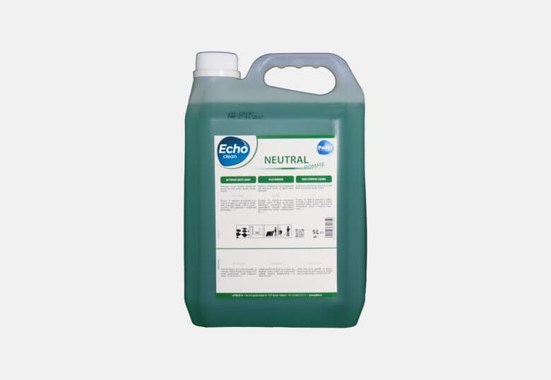 EchoClean Neutral Apple economical cleaner all surfaces