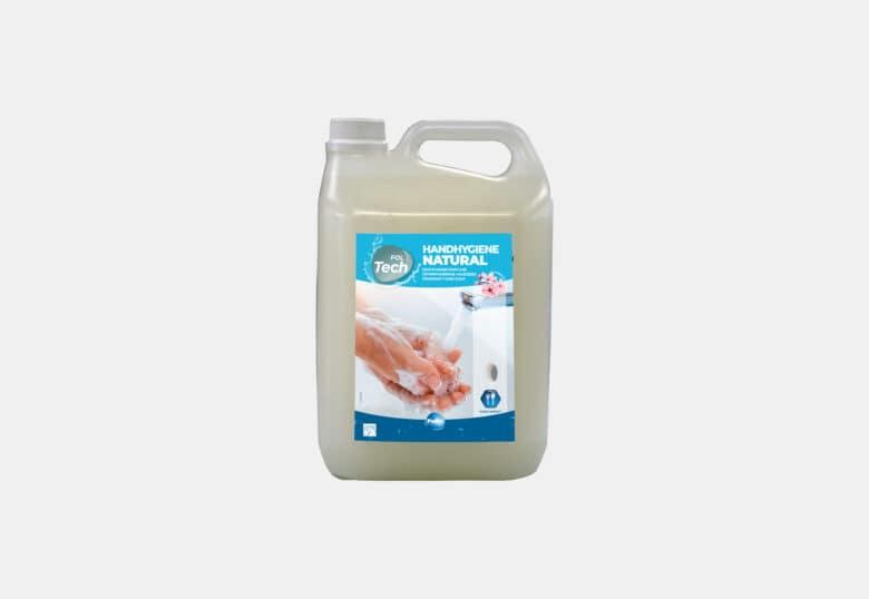 PolTech Handhygiene Natural mild soap for hand hygiene