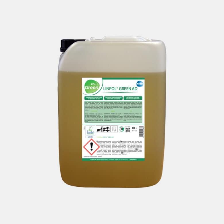 PolGreen Linpol Green automatic dosing liquid soap for all flooring