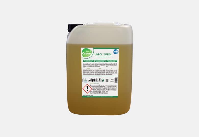 PolGreen Linpol Green liquid soap for all flooring