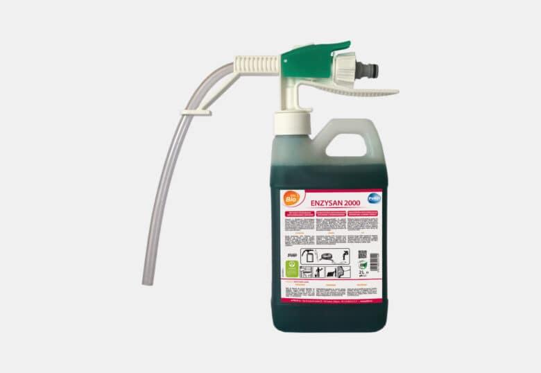 PolBio Odor Control Enzysan 2000 odour-destroying detergent for toilet facilities