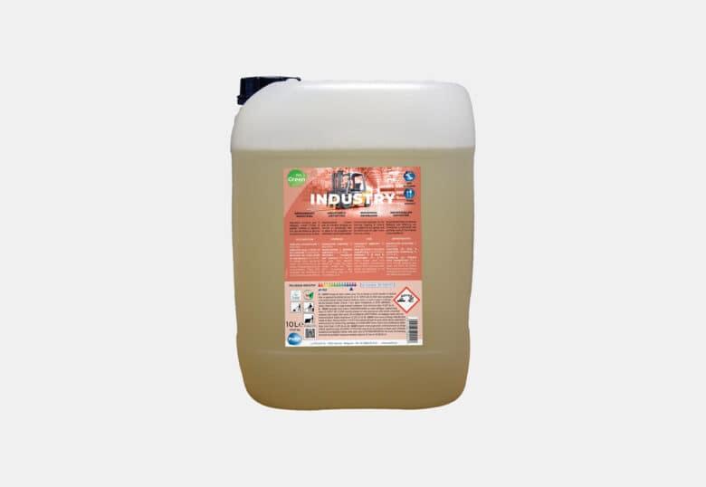 PolGreen Industry extra-powerful industrial degreaser