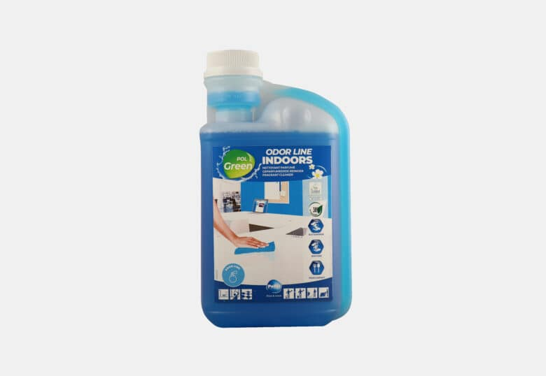 PolGreen Odor Line Indoors fragranced cleaner for all surfaces