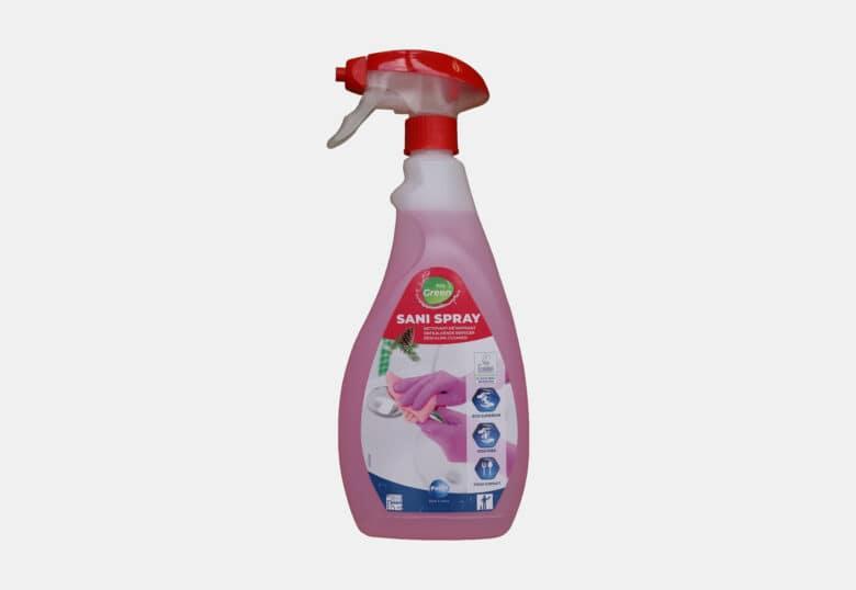 PolGreen Sani Spray ecological descaling detergent