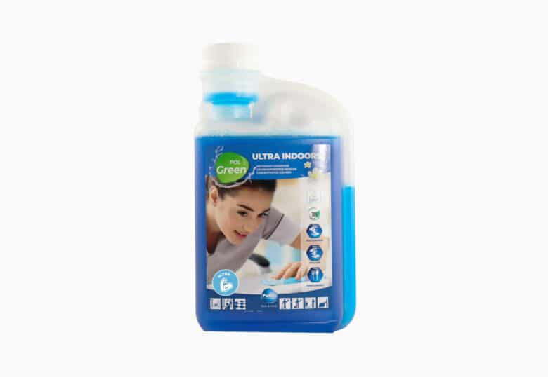 PolGreen Ultra Indoors ecological cleaner for all surfaces
