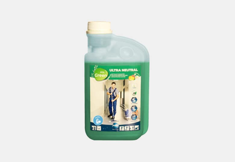 PolGreen Ultra Neutral ultra-concentrated cleaner for floors and surfaces