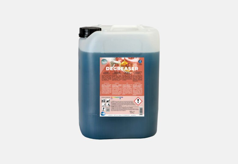 PolTech Degreaser powerful industrial degreaser and oil-remover