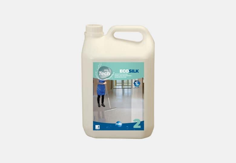 PolTech Ecosilk protective satin finish soft flooring