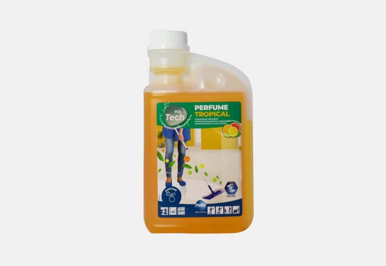 PolTech Perfume Tropical citrus-fragranced detergent