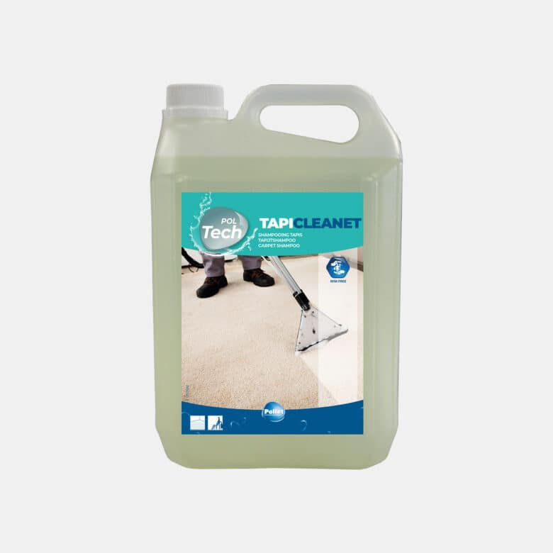 PolTech Tapicleanet injection-extraction carpet shampoo