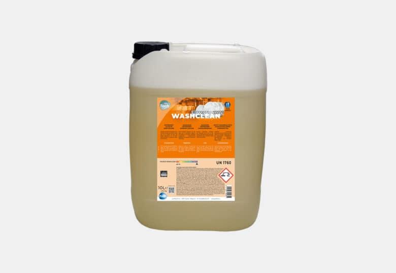 PolTech Washclean non-chlorinated dishwashing detergent