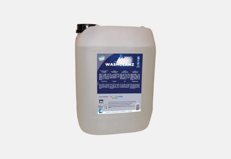 PolTech Washglanz dishwasher rinse aid