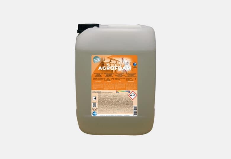PolTech Agrofoam foaming