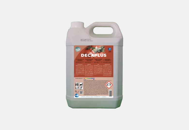 PolTech Decapuls powerful degreaser for organic grease