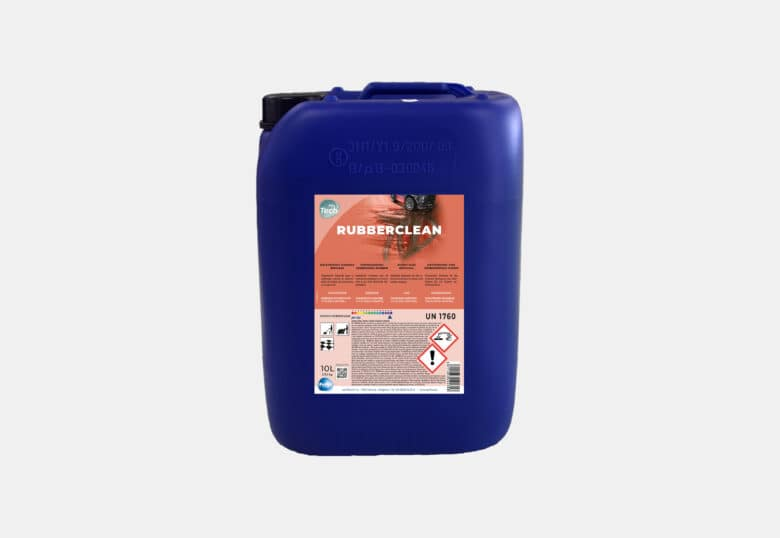 PolTech Rubberclean stripper for rubber and gum